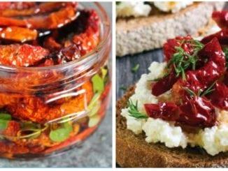 В'ялені помідори в домашніх умовах: рецепт приготування з фото