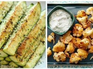 Смачні страви з овочів: рецепти