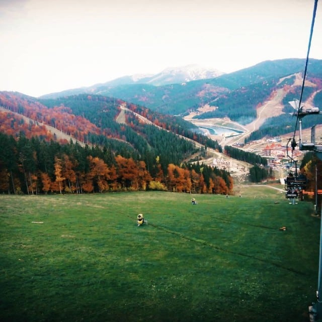 В Буковель - за красою гір