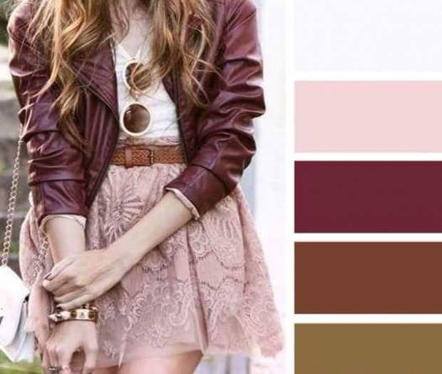 Трендові кольори в одязі осінь-зима фото та найактуальніші поєднання (10)