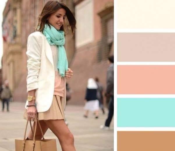 Трендові кольори в одязі осінь-зима фото та найактуальніші поєднання (11)