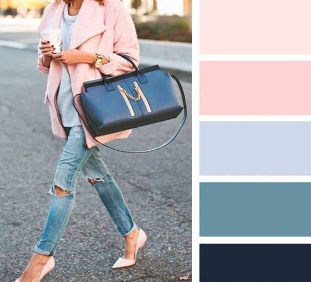 Трендові кольори в одязі осінь-зима фото та найактуальніші поєднання (12)
