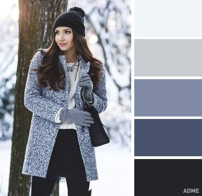 Трендові кольори в одязі осінь-зима фото та найактуальніші поєднання (13)