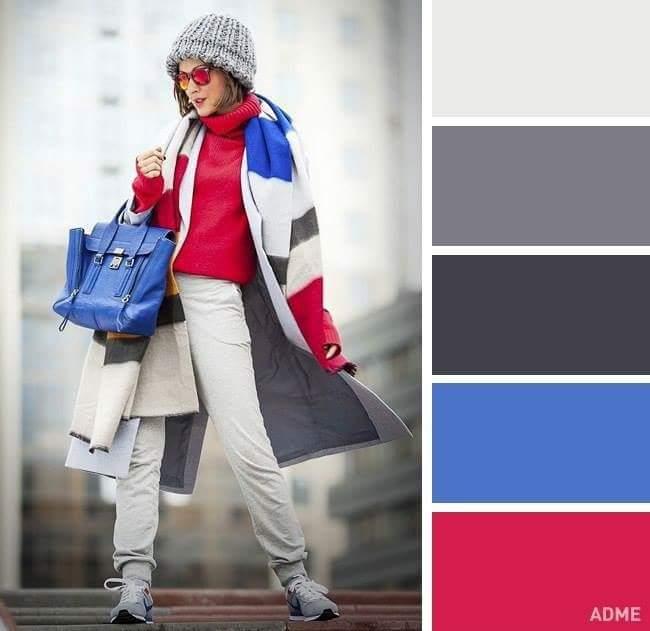 Трендові кольори в одязі осінь-зима фото та найактуальніші поєднання (14)