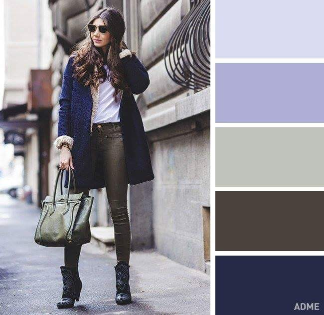 Трендові кольори в одязі осінь-зима фото та найактуальніші поєднання (16)