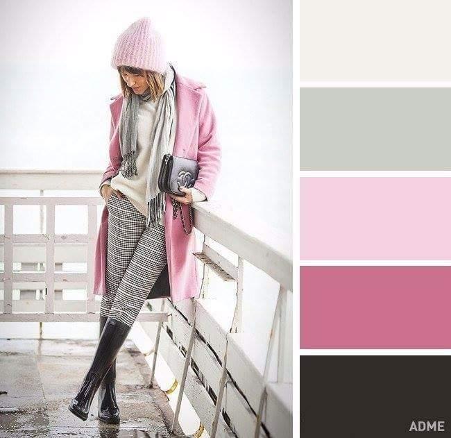 Трендові кольори в одязі осінь-зима фото та найактуальніші поєднання (18)