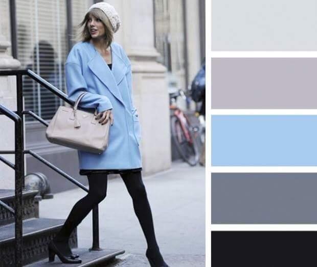 Трендові кольори в одязі осінь-зима фото та найактуальніші поєднання (3)