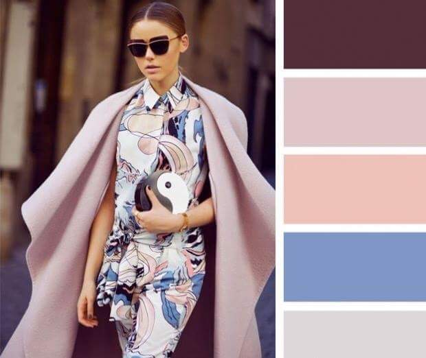 Трендові кольори в одязі осінь-зима фото та найактуальніші поєднання (4)