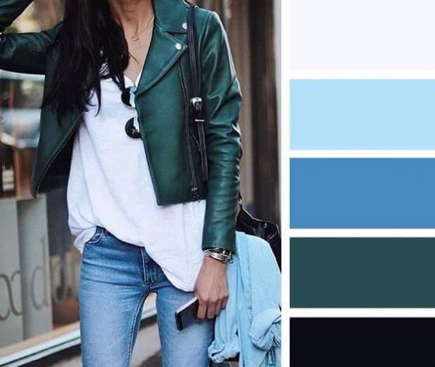 Трендові кольори в одязі осінь-зима фото та найактуальніші поєднання (5)