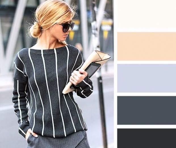 Трендові кольори в одязі осінь-зима фото та найактуальніші поєднання (7)