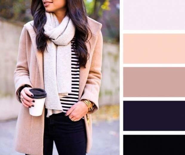 Трендові кольори в одязі осінь-зима фото та найактуальніші поєднання (8)