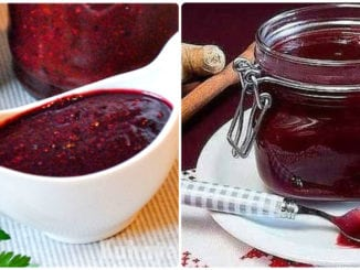 Сливовий соус до м'яса на зиму: ТОП-3 рецепти приготування