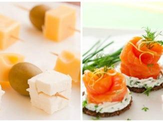 22 ідеї смачних, легких і оригінальних закусок (+фото)