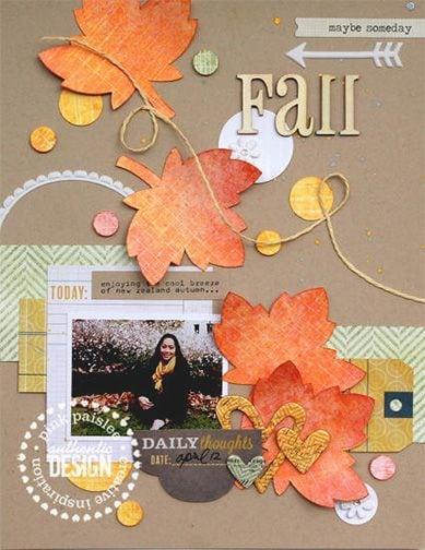 Осінні листівки своїми руками (60 цікавих ідей з фото) (11)