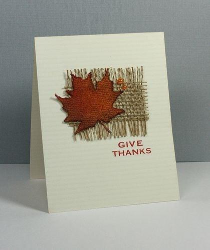 Осінні листівки своїми руками (60 цікавих ідей з фото) (18)