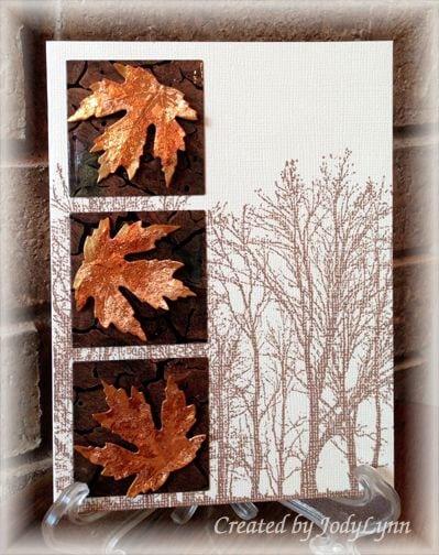 Осінні листівки своїми руками (60 цікавих ідей з фото) (21)