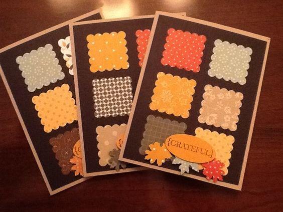 Осінні листівки своїми руками (60 цікавих ідей з фото) (33)