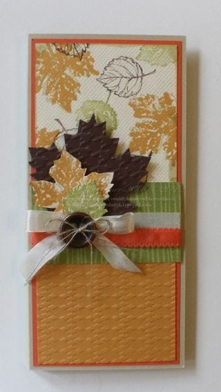 Осінні листівки своїми руками (60 цікавих ідей з фото) (39)
