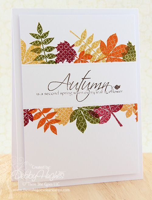 Осінні листівки своїми руками (60 цікавих ідей з фото) (53)