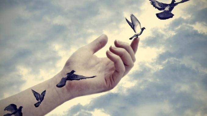 Притча про те, чому так важливо вміти відпускати