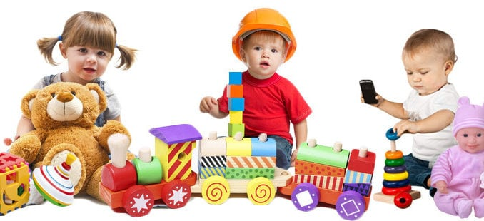 Психологія дитячих іграшок: як обрати за типом характеру
