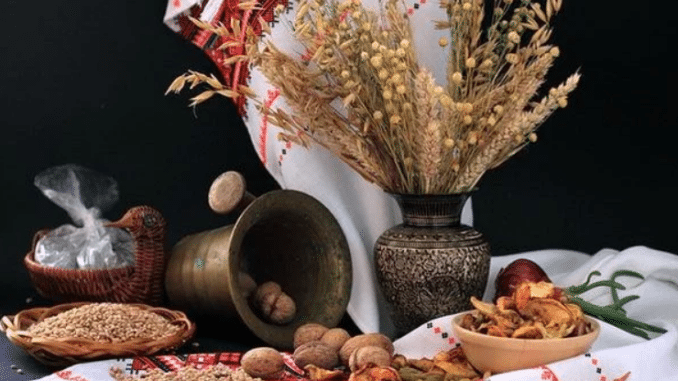 13 січня - Щедрий Вечір та свято Маланки