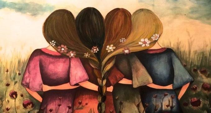 Четверо друзів, котрі мають бути у кожного