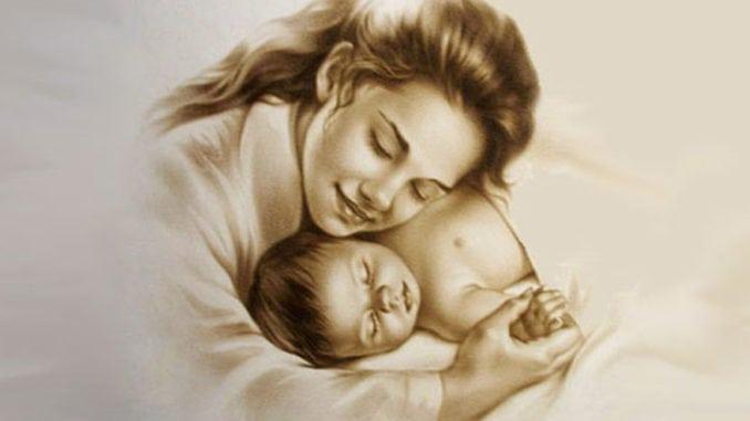 Притча про маму: Ангел на землі