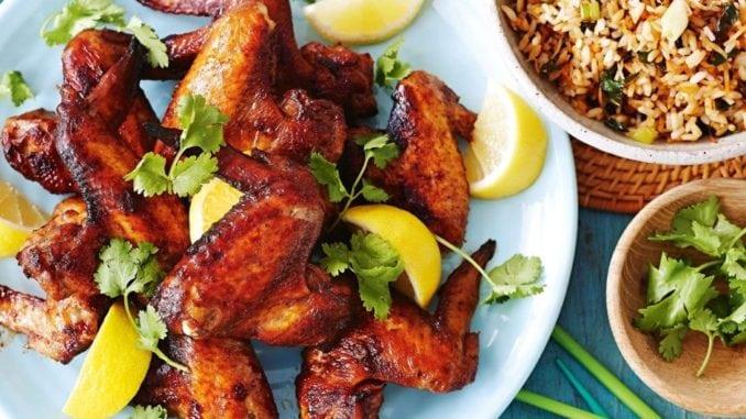 Готуємо курячі крильця: 7 найкращих рецептів з фото