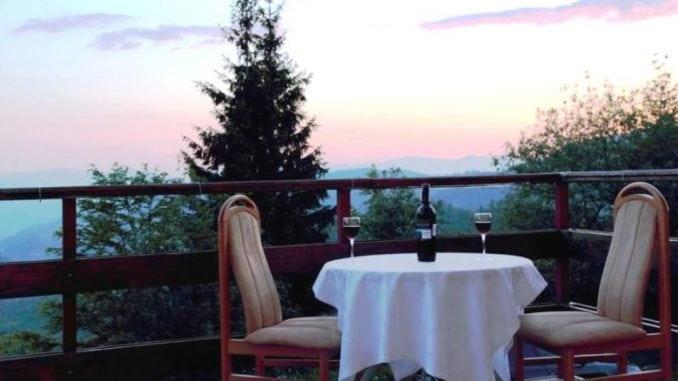 15 українських готелів з приголомшливим краєвидом з вікна