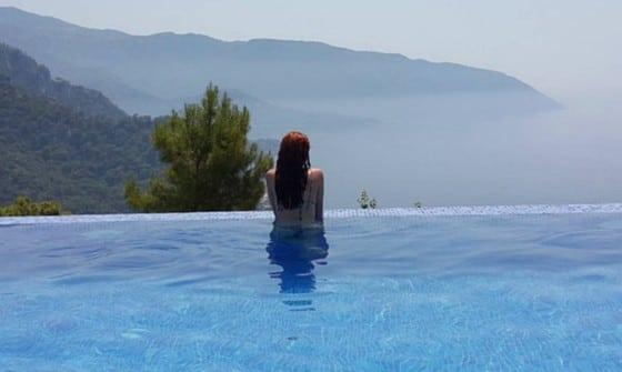 Карпатські курорти з термальними водами