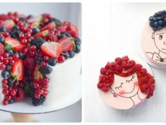 Декор тортів ягодами: цікаві та прості ідеї (фото)