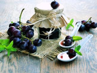 ТОП-5 незвичайних заготовок з винограду на зиму (рецепти)