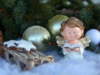 Дитячі вірші про зиму, Новий Рік та Різдво
