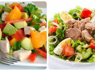Салати без майонезу: рецепти смачних, легких салатів до святкового столу